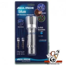Linterna led aluminium torch Aqua Medic