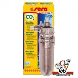 sera flore reactor activo de CO2 500 / 1000