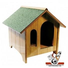 Caseta de madera Wood Shelter