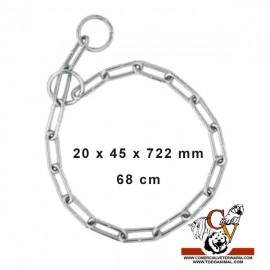 Collar estrangulador 68mm