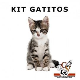 Kit iniciación gatitos