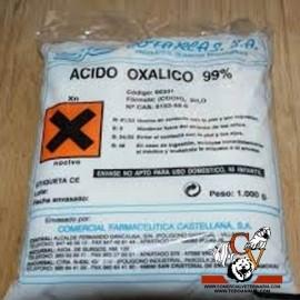 Ácido Oxálico 99 %