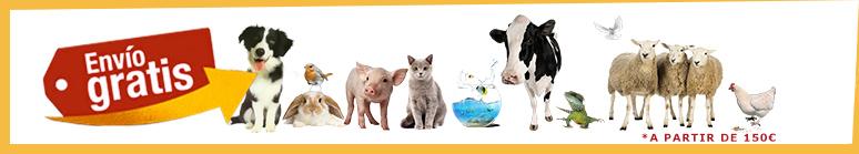 Envios gratuito comercial veterinaria